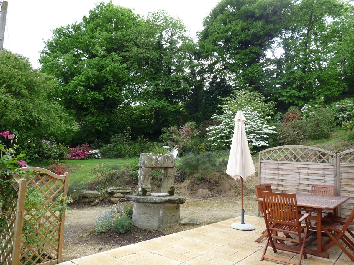 Vue jardin for Vue terrasse